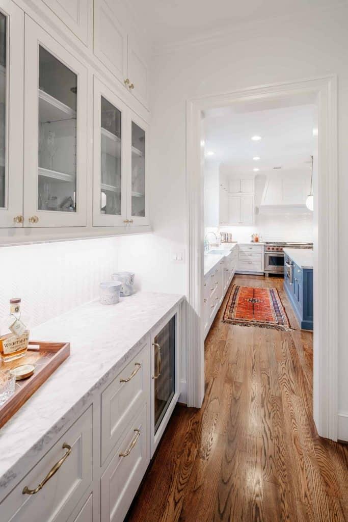 Craftsman Kitchen Countertops Cabinets