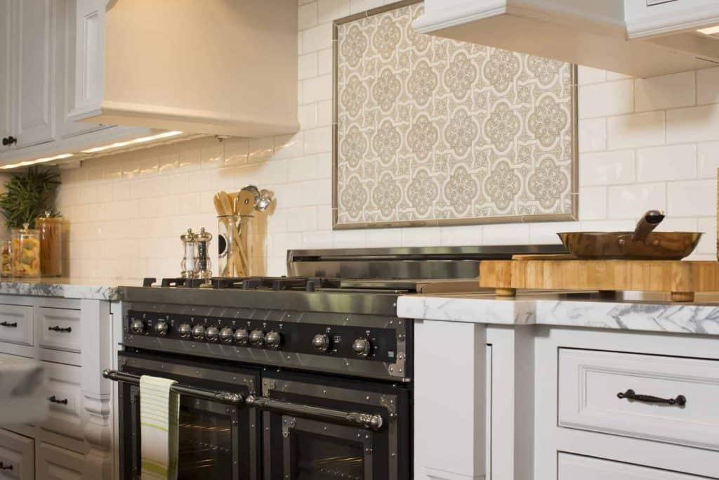 Charleston Kitchen Stove