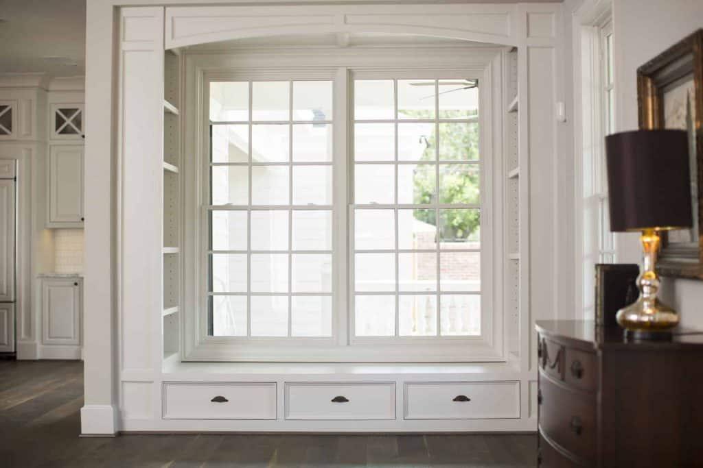Charleston Window Seat